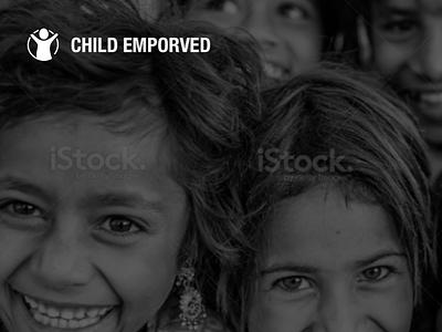 NGO WEBSITE sketch concept ngo website