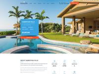 Dream Villa - Single Property HTML Template