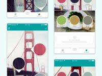 Color Palette App