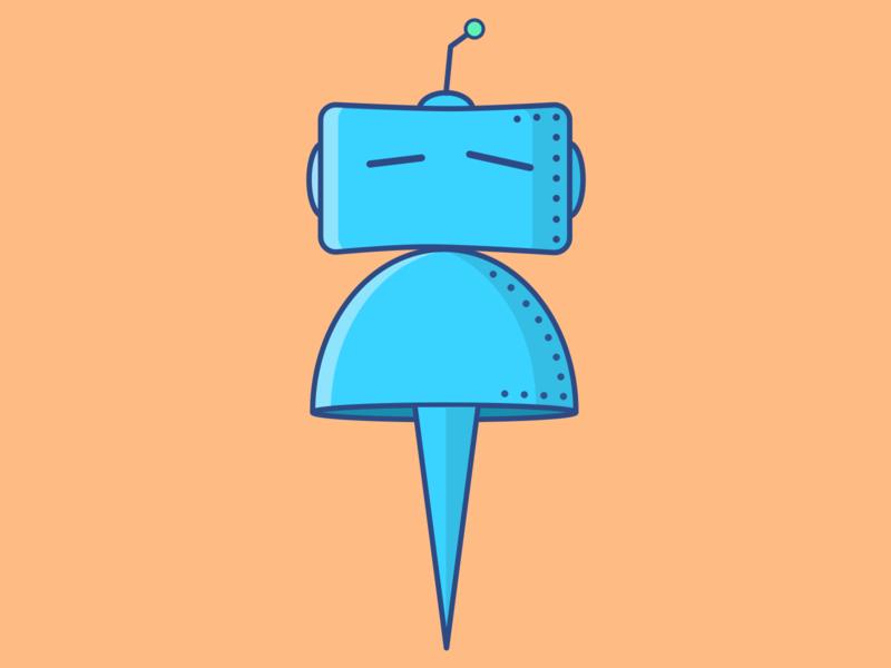 Uchimabot 0003 illustration robots robot