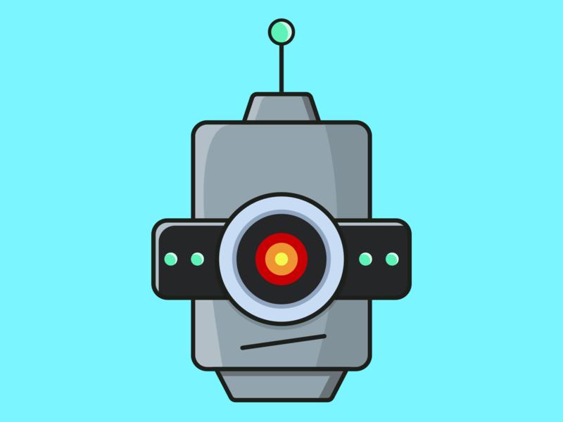 Uchimabot 0004 illustraion robots robot