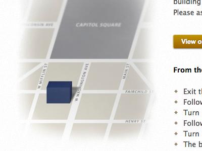 Sidebar Map map sidebar image