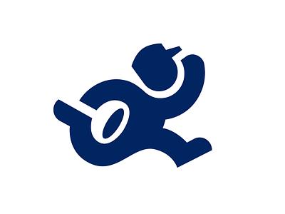 Ogden Plumbing human plumbing logo