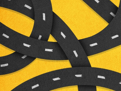 Roadmap Illustration roadmap roads