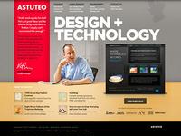 Astuteo Redesign