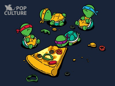 FM Pop Culture 021 - Pizza Lover