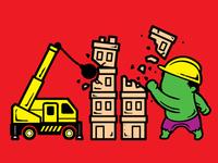 Part Time Job 018   Construction