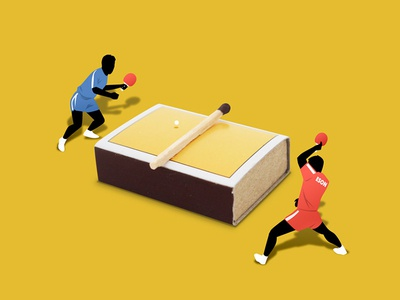 Table Tennis ping pong table tennis fun game deck card ski sport brazil rio 2016 olympics 2016 olympics