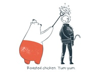 Tu and Ted - Roasted Chicken