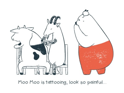 Tu and Ted - Tattoo