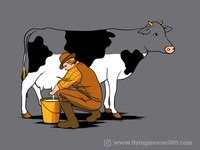 Milking Out