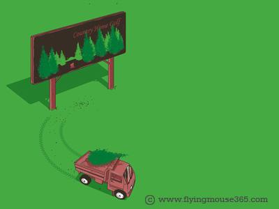 Dfm365 21 got the tree