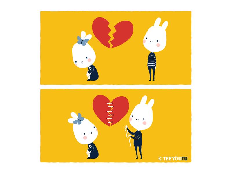 TeeyouTu - Broken Heart