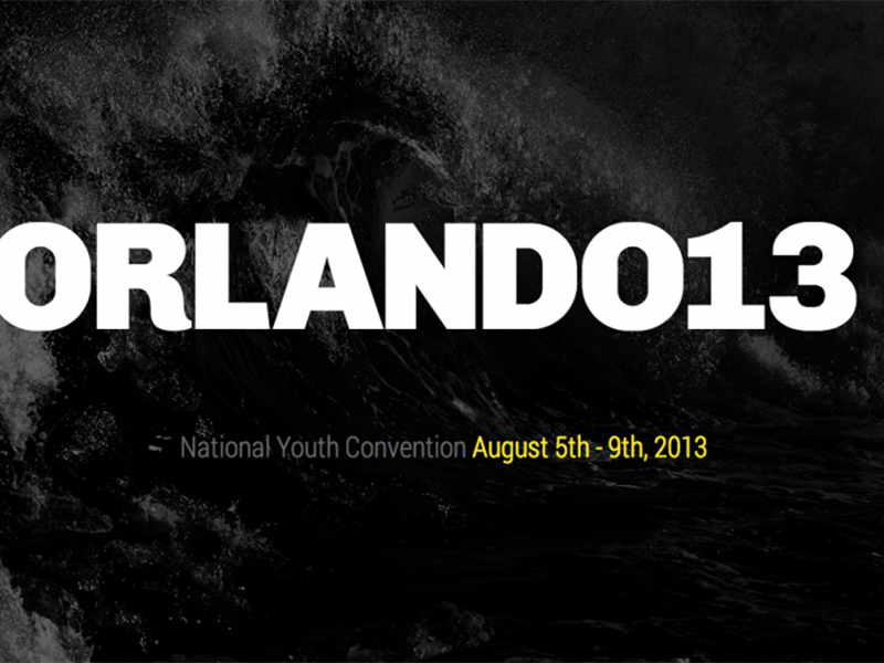 Orlando13 website conference html youth css3
