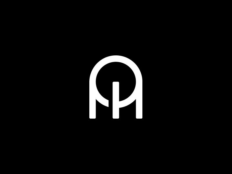 P H Monogram By Peter Hershey On Dribbble