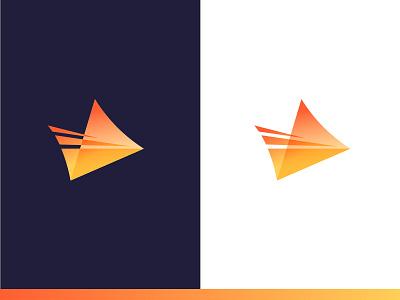 Healthcare Logo - Option 2 flight design icon bright colorful healthcare health branding brand logo