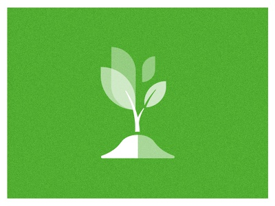 The trees they do grow high vector leaf simple minimalist iconography icon plant