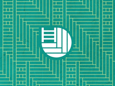 House People Ladder People identity branding iconography icon logo ladder house