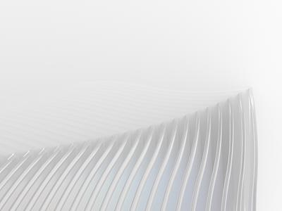 glass scuplture sculpture glass houdinifx 3d art design exploration experiment