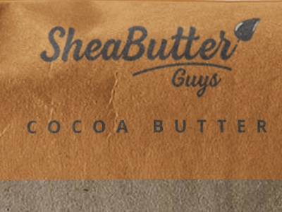 Brown Paper Concept sheabutterguys