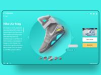 Sneaker Ui Platform
