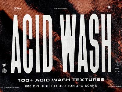 Acid Wash Textures colour scan psychedelic acid wash design texture
