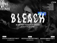 Bleach Font