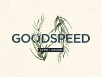 Goodspeed Lawn + Design Logo
