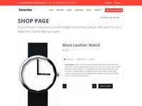 Severina WP Edition with e-commerce