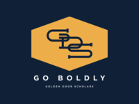 Go Boldly (Golden Door Scholars)