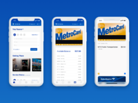 Mta on the go   device screens