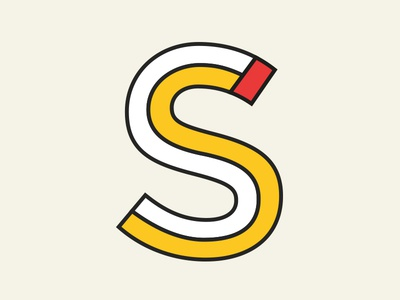 S letter logo cssconf