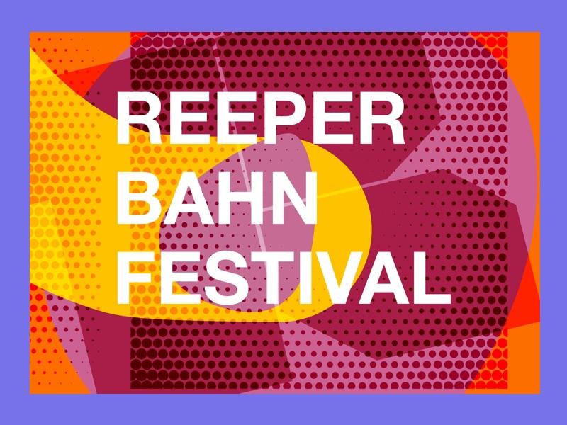 Reeperbahn Festival 2018 hamburg music visual festival ci design corporate identity vi