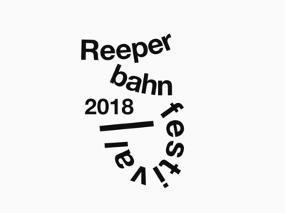 Reeperbahn Festival Motive festival design branding shirt graphic design festival