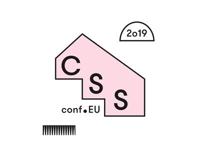 CSSconf 2o19-02 typography cssconf branding logo graphic design festival design conference