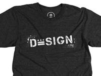 DC Design t-shirt on Cotton Bureau