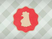 Chicken shop logo (in progress...)