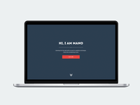 Redesign manoswerts.be