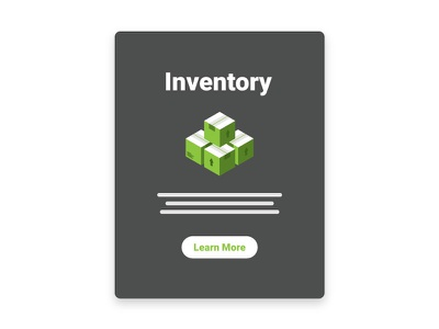 Inventory 2 | OrderForge icon isometric commerce ecommerce distribution web ui inventory