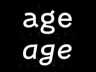Monoxil Pro type design wip typeface typography type font