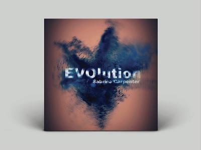 Evolution branding graphic design design