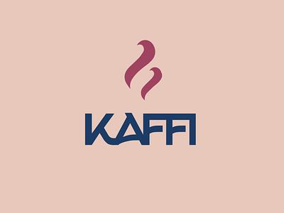 KAFFI vector logo branding graphic design design