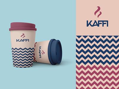 KAFFI mockup product design mockup logo branding graphic design design
