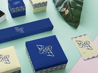 Kleo mockup jewelry mockup illustration typography logo branding graphic design design