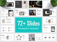 Creation - Business PowerPoint Template
