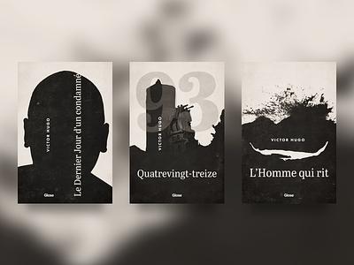 Victor Hugo Book Covers novel reader ebook glose hugo victor cover book