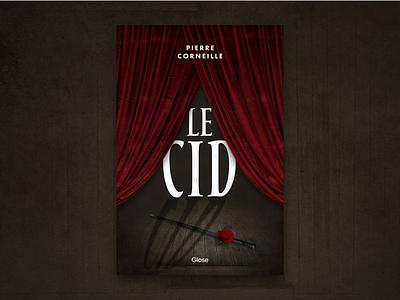 Le Cid Book Cover cid le corneille reader novel pierre glose ebook cover book