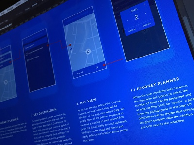Wireframes map blue app mobile ui user experience user interface wireframe wireframing