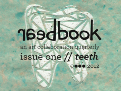 bearbook :: issue one // teeth collaboration zine publication