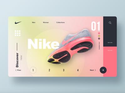 Nike web